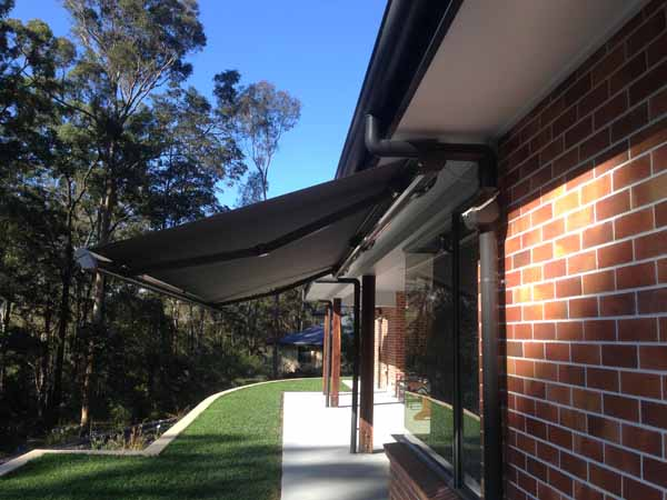 Gold Coast Retractable Folding Arm Awning