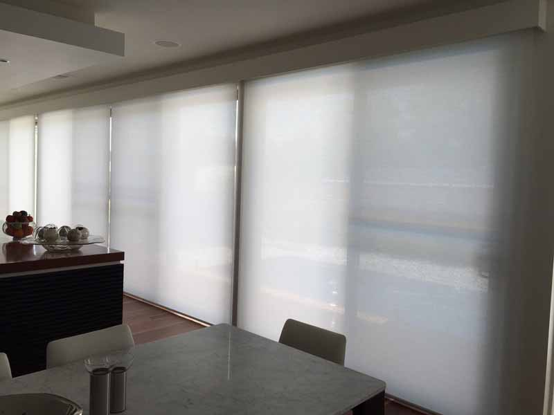 Canberra Motorised Blinds