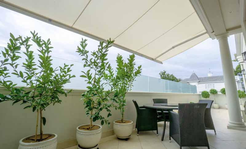 Residential Retractable Awning Melbourne