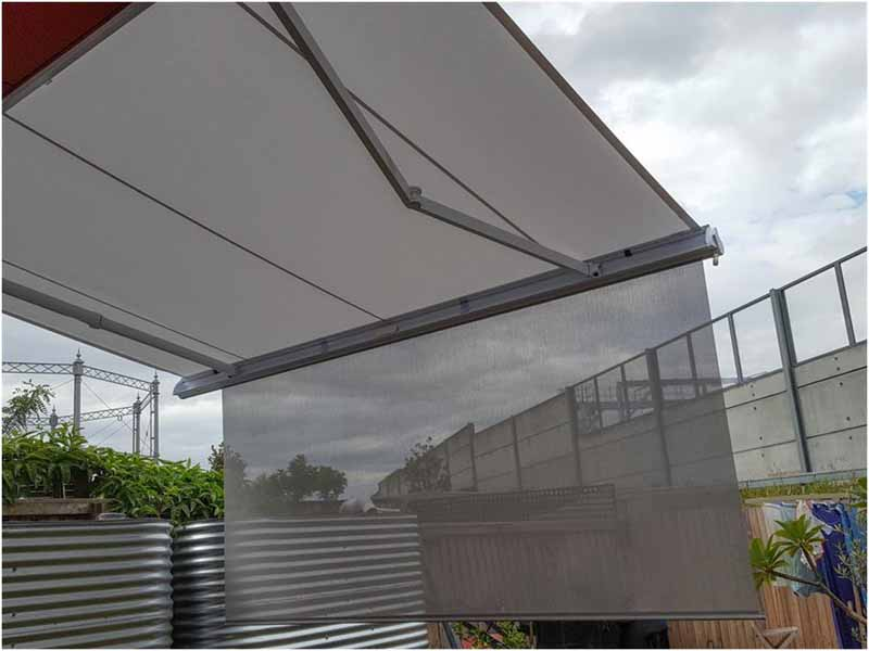 folding arm awnings in Sydney