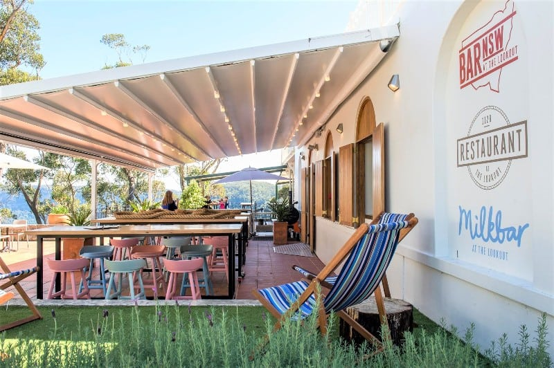 Retractable Awning Blue Mountains